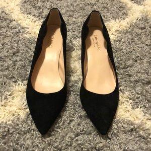 Kate spade suede heels